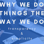 DailyPay - why the daily benefit favors transparency and simplicity as a means for reducing employee turnover.