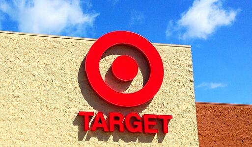 An image of the exterior of a Target store. The company has said that it plans to hire more than 120,000 new employees this hiring season.