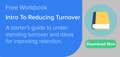 Download a free eBook that discusses how to reduce employee turnover.